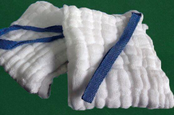 Abdominal Gauze, surgical lap sponges - Non Woven