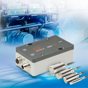 High-performance inductive displacement measuring system - eddyNCDT 3060