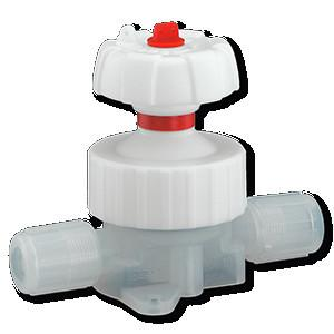 GEMÜ C67 - Válvula de diafragma de acionamento manual