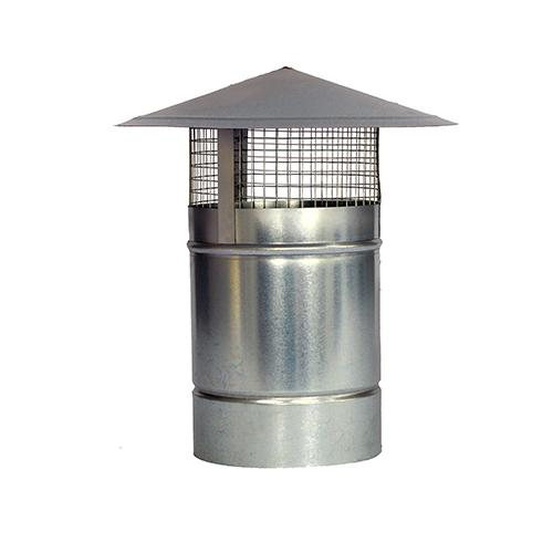 Roof round air intake type CD-O - null