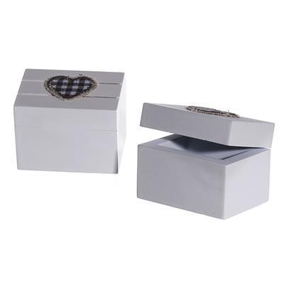 BOX HEART SMALL - Item No. 0590093