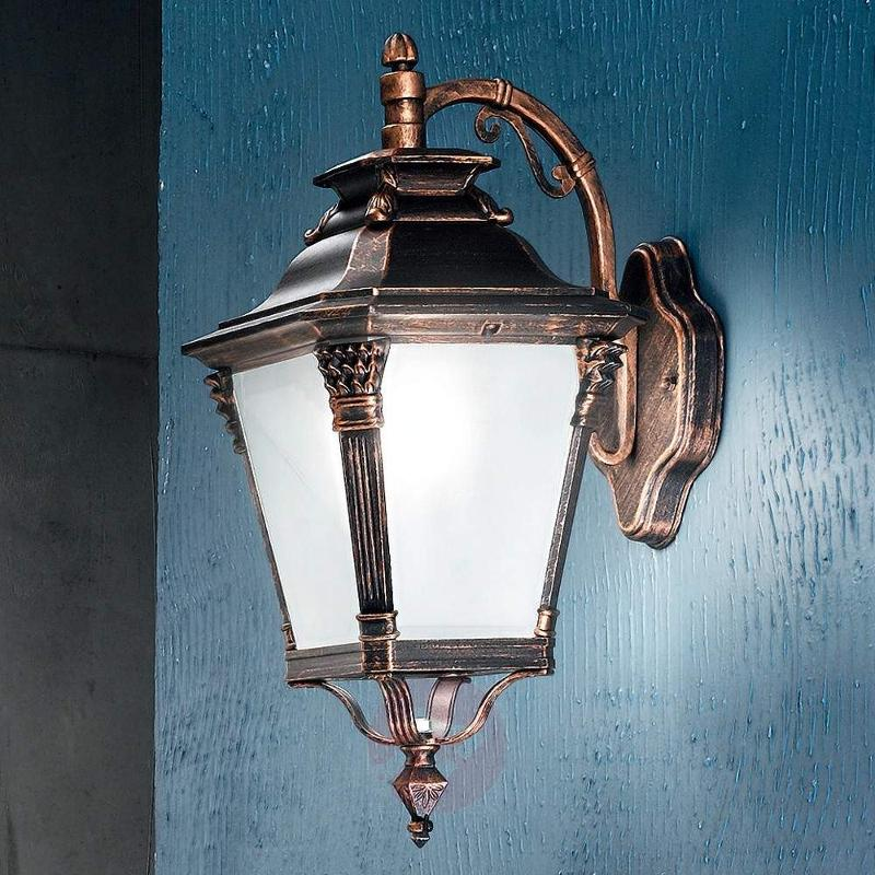 Viviana Outside Wall Light Nostalgic - Outdoor Wall Lights