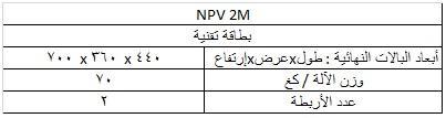 آلة كابسة يدوية ومتنقلة  - NPV 2M