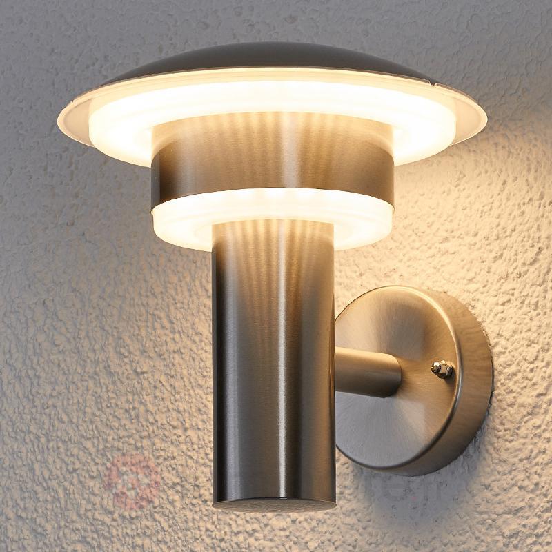 Applique d'extérieur LED Lillie décorative - Appliques d'extérieur LED