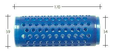 Kunststoff-Zylinder für Textilindustrie