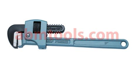Pipe Wrench - Stillson Type - Used for turning soft iron pipes and fittings with a rounded surface