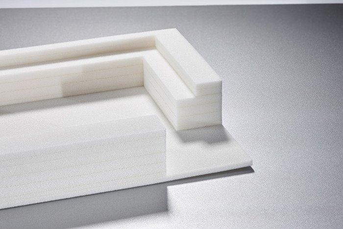 Schaumstoff Verpackungen - maßgefertigt - null