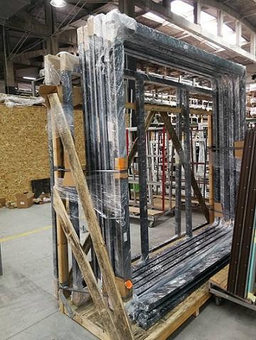 Finestre in alluminio - CORTIZO COR 4600 Finestra Scorrevole