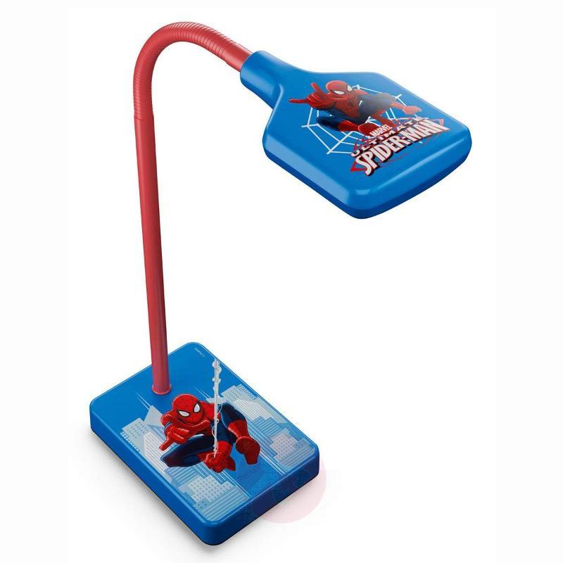 Spiderman LED desk lamp for children - Table Lamps