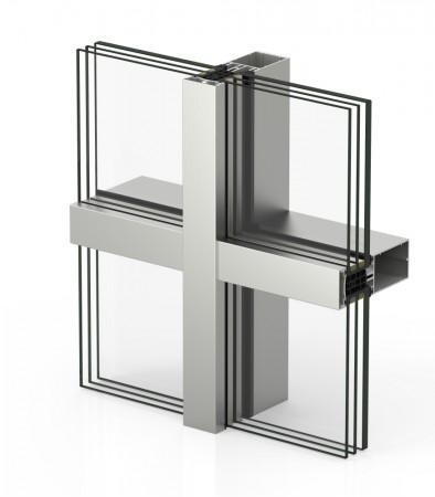 aluminium facade - CORTIZO