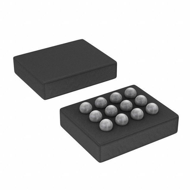 USB OTG COMPANION DEVICE - Texas Instruments TPD4S214YFFR