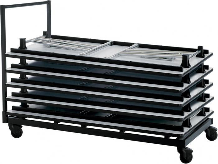 Tables de réunion polyvalentes et mobiles - Tables de réunion pliantes