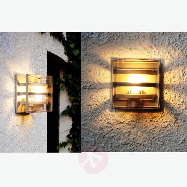 Modern Delta Maxi designer light - Outdoor Wall Lights