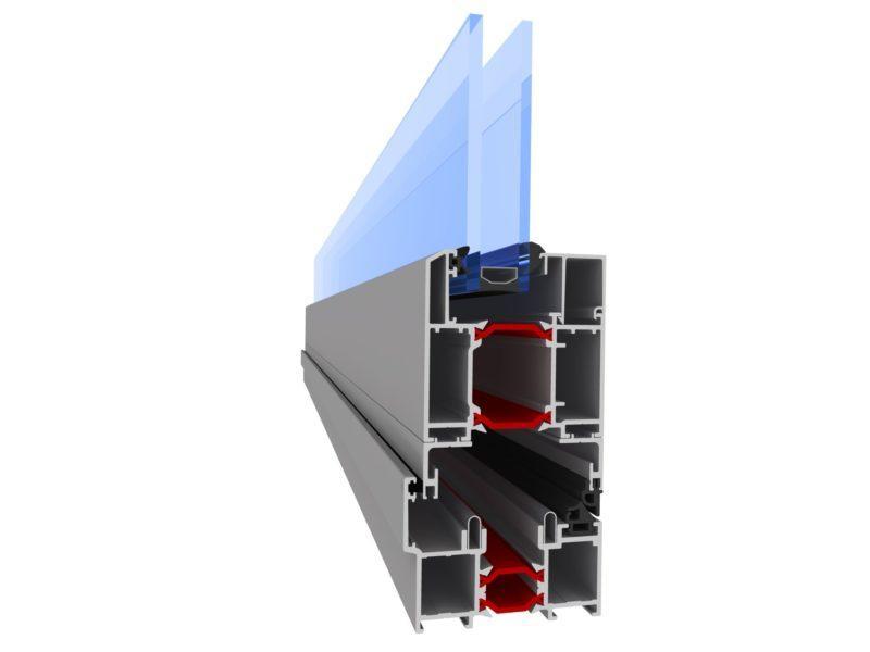 folding-systems blyweert-aluminium harmonia - aluminium-joinery