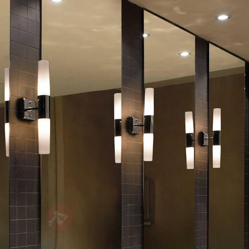Applique pour salles de bains Lorient à 2 lampes - Salle de bains et miroirs