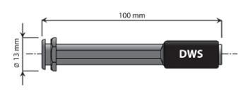Packer In Acciaio A Testa Piatta 13/100 - null