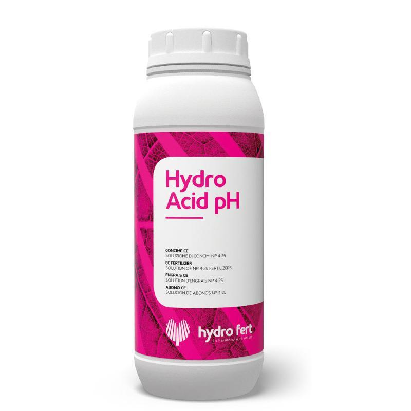 Hydro Acid pH - null
