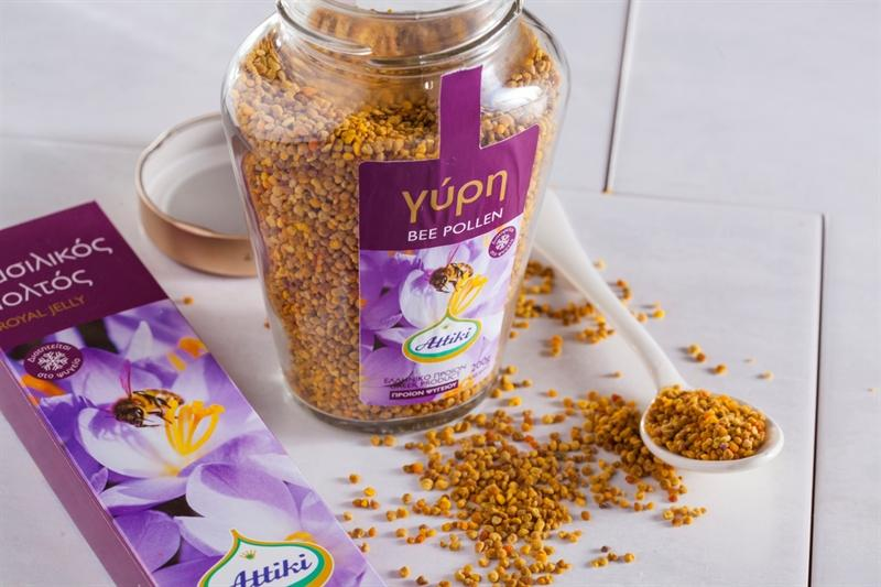 ROYAL JELLY – BEE POLLEN