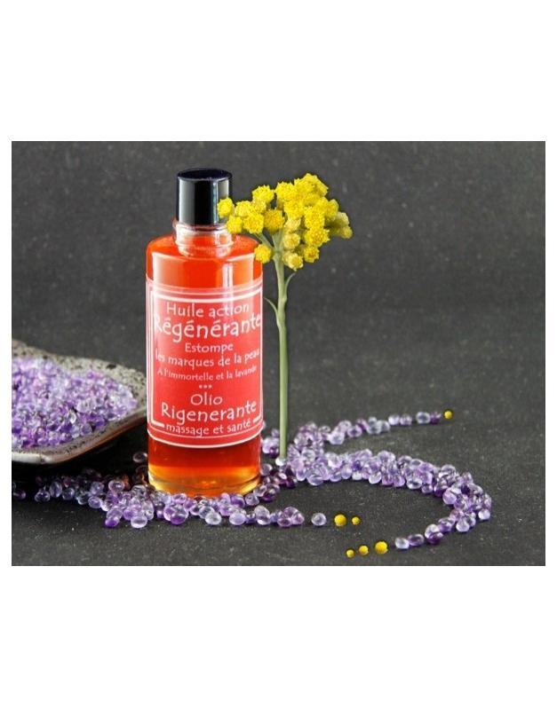 Huile Regenerante - Produits de massage