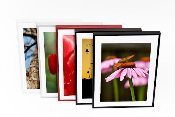 Ramy aluminiowe - Idealne obramowanie zdjęć, grafik oaz plakatów.