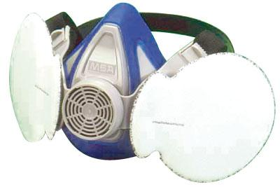Equipment / Luggage Respiratory Equipment - ADVANTAGE 200 2-FILTER HALF-MASK