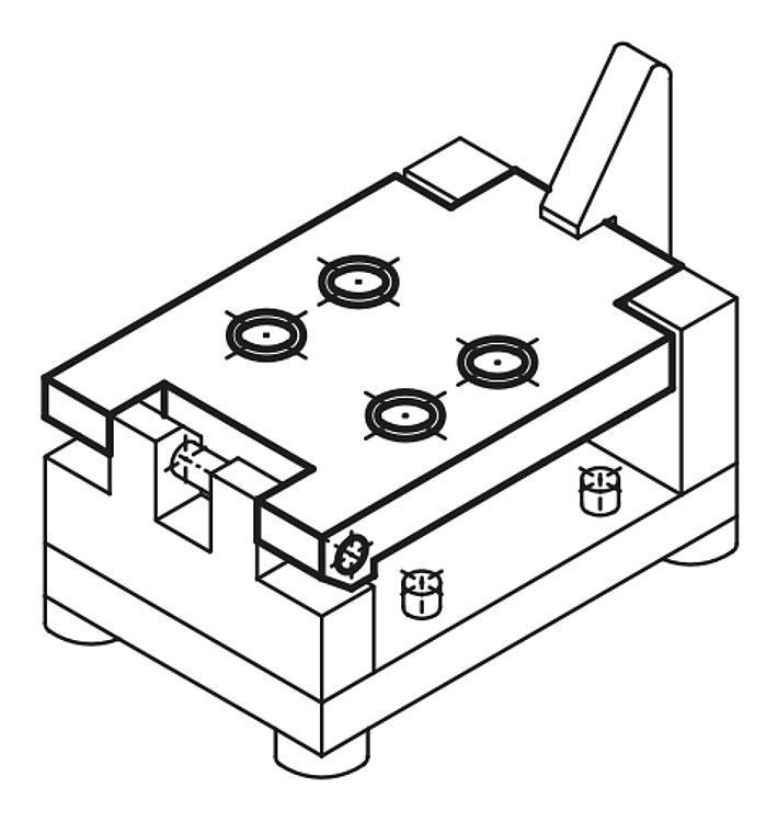 Plaque de perçage - Dispositifs de perçage