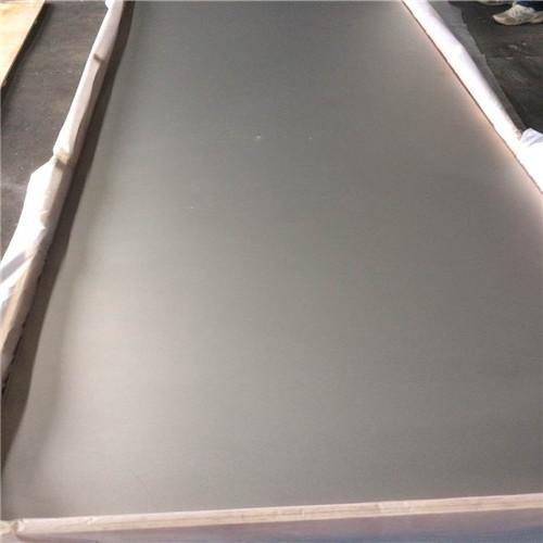 titanium sheet - Grade 2, cold rolled, thickness 1.0mm