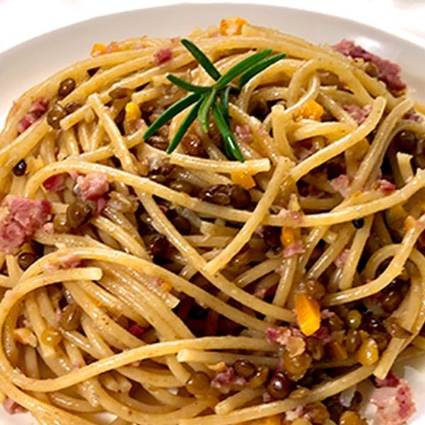 Bio Wholemeal Spaghetti 5 100% Italian - null