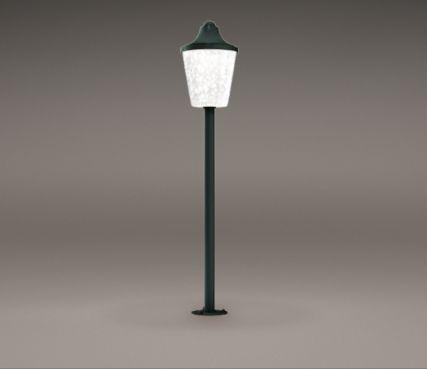 Outdoor floor light - Model 6216