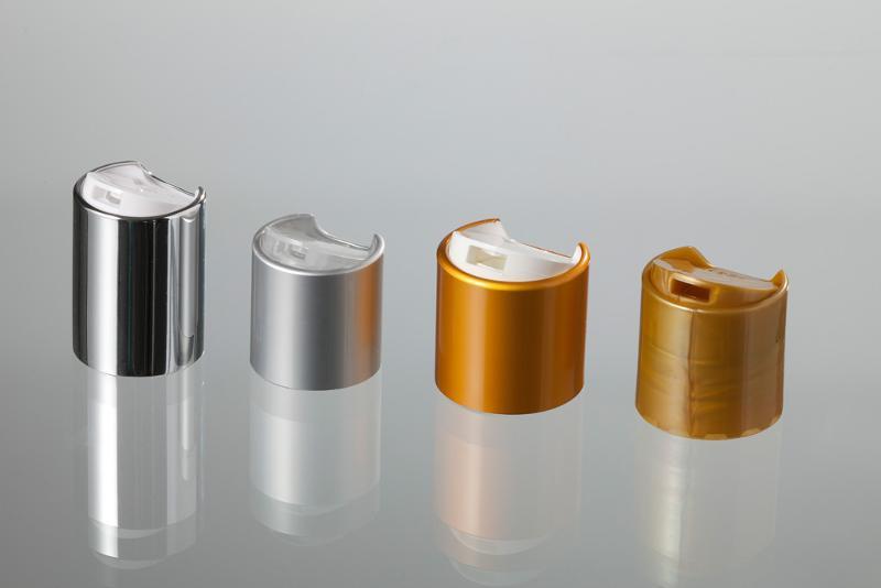 Disc top cap - Caps