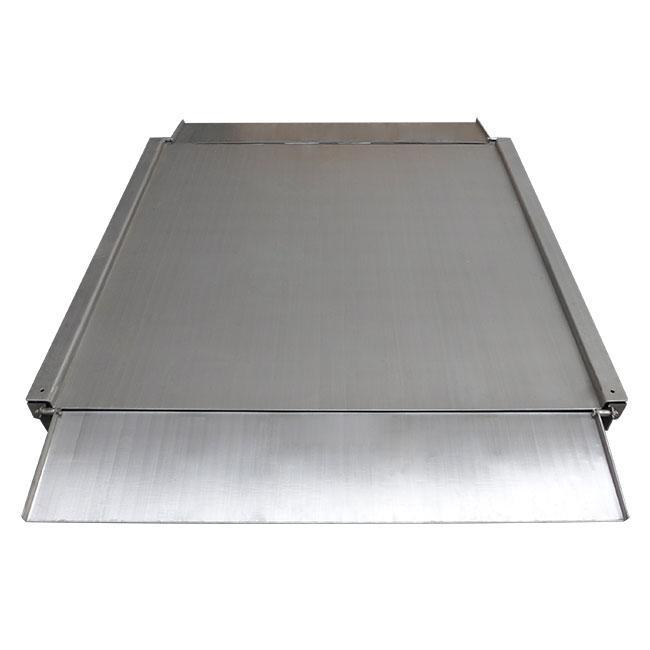 4PBPI Series - Low profile 4 load cells weighing platforms