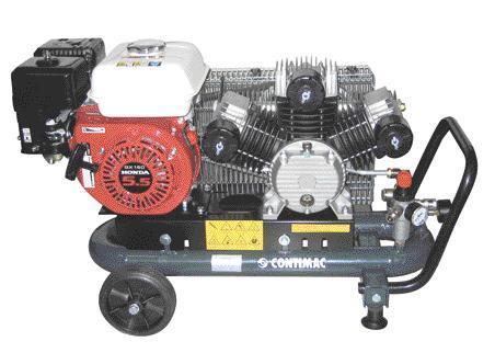 Compresseur 500L/min moteur honda - null