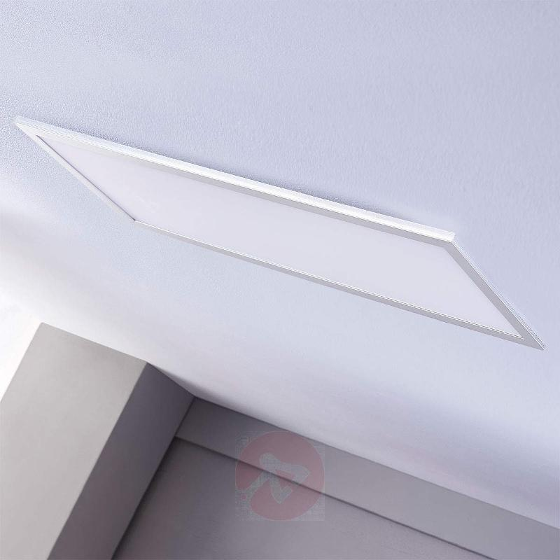 LED panel Liv with an elongated shape, cool white - Ceiling Lights
