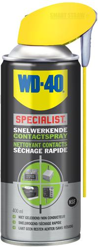 WD-40 SPECIALIST NETTOYANT CONTACT ACTION RAPIDE - null