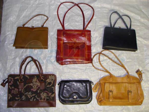 Vintages sac à main -