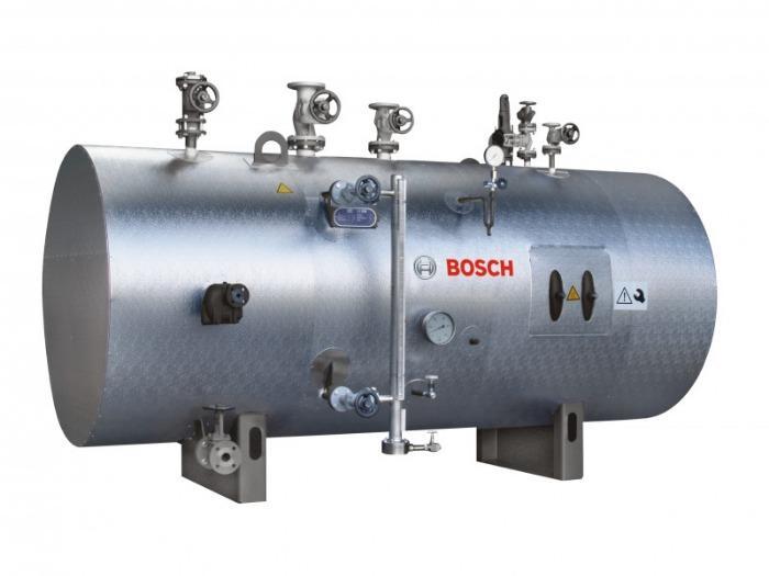 Bosch Módulo de armazenamento de vapor SAM - Bosch Módulo de armazenamento de vapor SAM