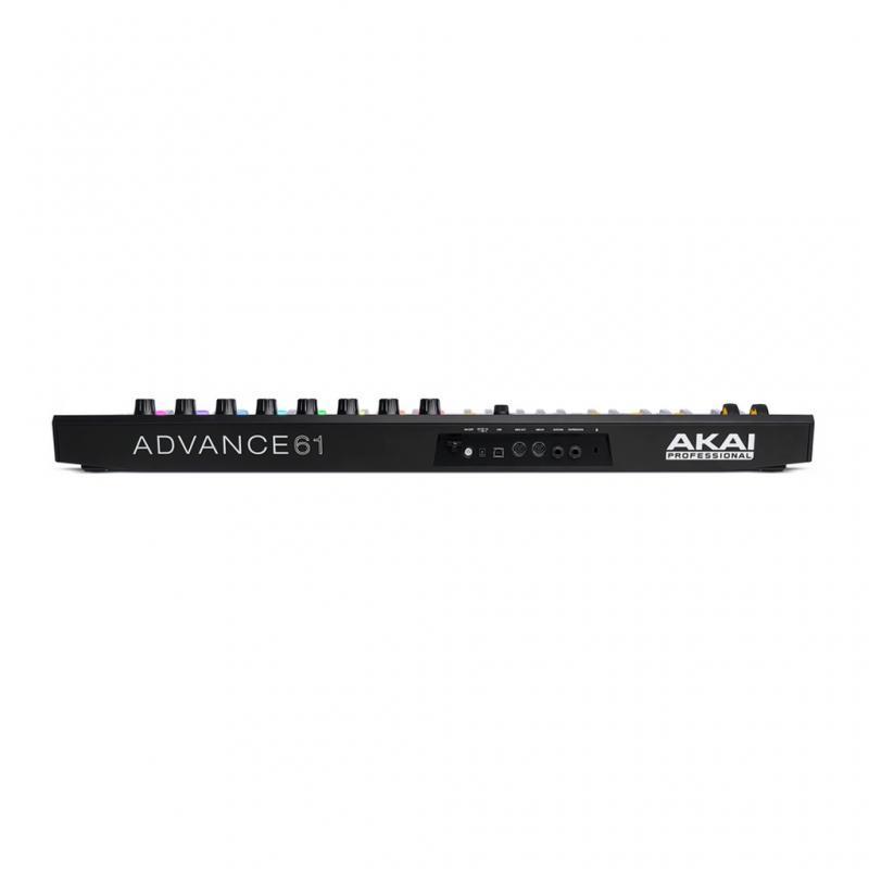 Keyboards - Akai Advance 61