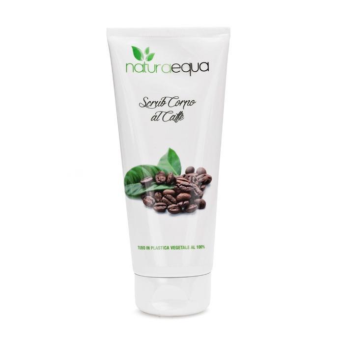 Scrub corpo al caffé 200ml - Scrub energizzante ed esfoliante al Caffè