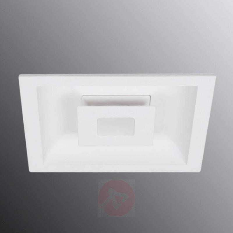 LED recessed ceiling lamp Eclipse with 2 LEDs - indoor-lighting