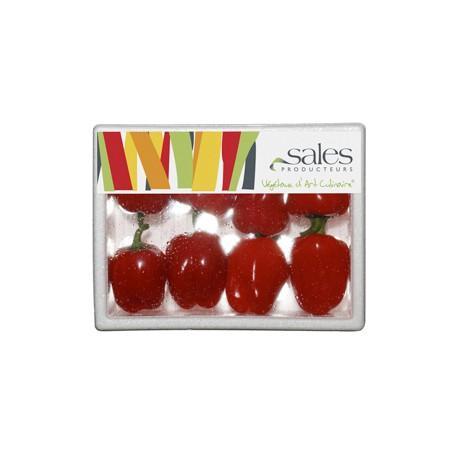 Mini poivron rouge - Mini légumes Français
