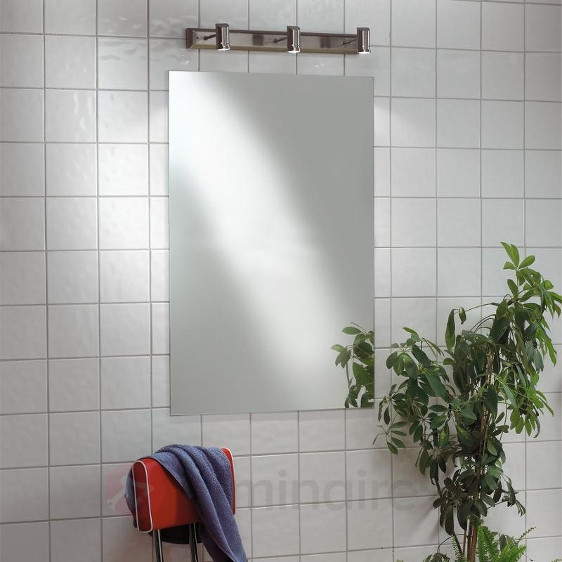 Applique Madrid à 3 lampes - Salle de bains et miroirs