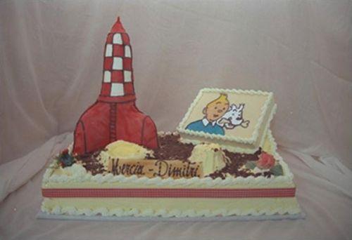 Pieces montees - Tintin