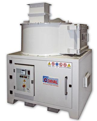 Filtre à cartouches haute pression - PULSOTRONIC ATEX
