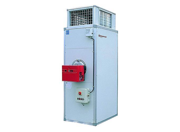 Appareils de chauffage fixes brûleur fioul - KS - Chauffage - Génerateurs à air chaud