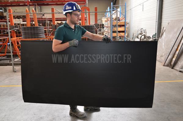 Panneau PVC