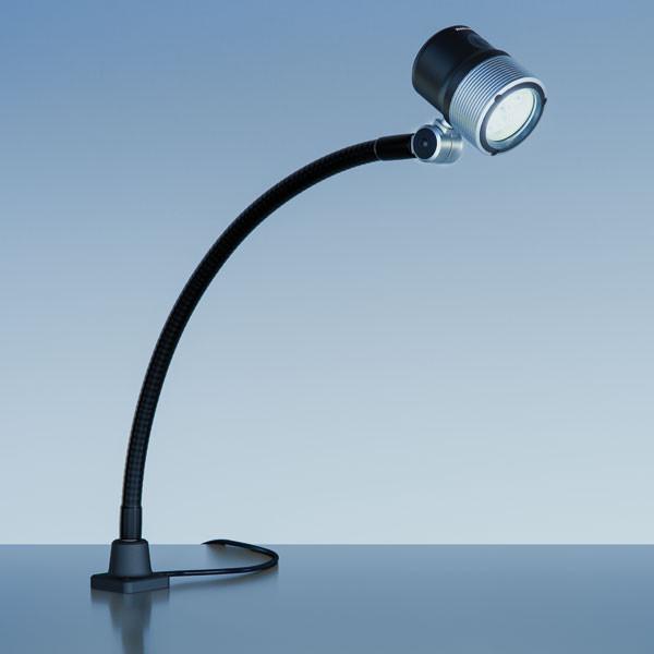 Lámpara con brazo flexible ROCIA.focus - Lámpara con brazo flexible ROCIA.focus