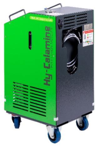 Decarbonizzazione del motore • Hy-Carbon 1000S - La rigenerazione del motore tramite iniezione di idrogeno