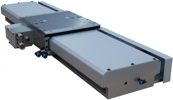 Motorized precision slides PFL / PCL /PKL - Motorized precision slides with integrated linear motor