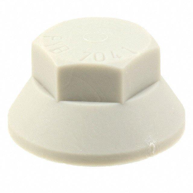 HARDWARE CAP NUTS NYLON - KEMET PYB7041