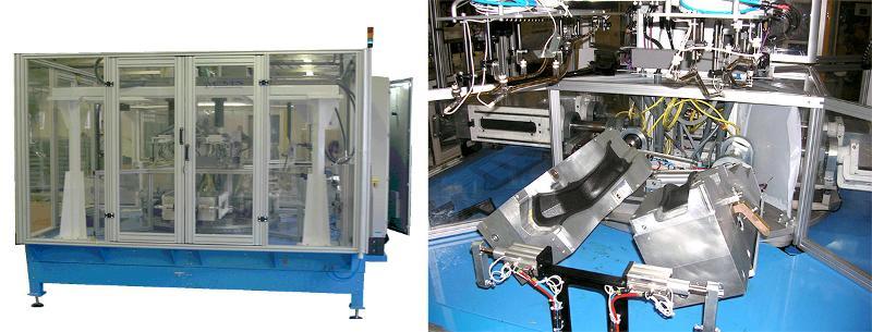 """Machine de soudure par infra-rouge """"Tubulure PE"""" - machines soudure"""